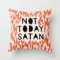 not today satan by jordankeycreative