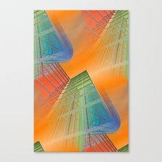 citylines -4- Canvas Print