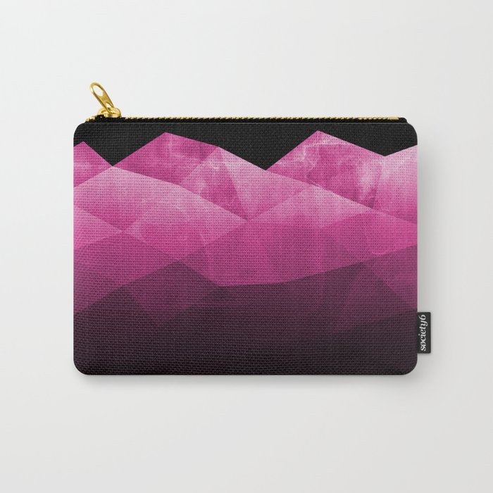 Fifty Shadows of Purple Carry-All Pouch