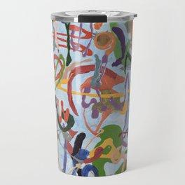 Shamanic Painting 03 Travel Mug