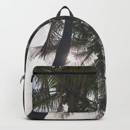 Palm Trees. Backpack