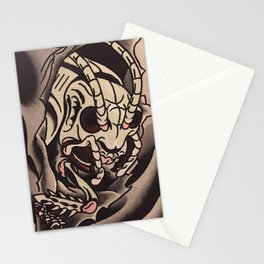Postmormon cricket Stationery Cards