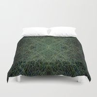 trippy Duvet Covers featuring Trippy by writingoverashes