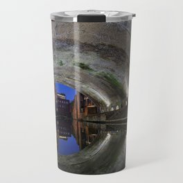 Canal Tunnel in Birmingham used as a set in the film Ready Player One Travel Mug