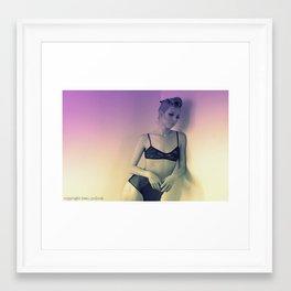 melinda miller-rider Framed Art Print