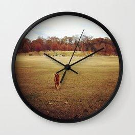 Piedmont Park Wall Clock