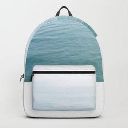 Malibu, Fine Art, Ocean, Beach Photography Backpack