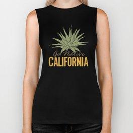 Go Native California Biker Tank