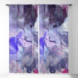 Watercolor Koi Fish Blackout Curtain