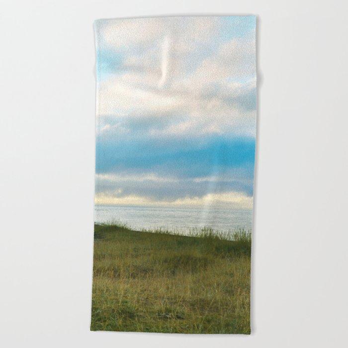 Serenity 3 Beach Towel