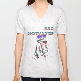 Rad Motivator Unisex V-Neck