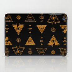 Seeing (Dark) iPad Case