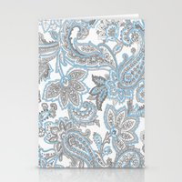 blueprint Stationery Cards featuring BluePrint by surfed