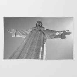 Cristo Rei Lisboa Rug