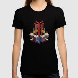 Floating Church of the Bull T-shirt