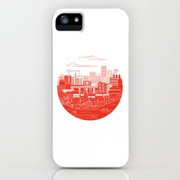 Rebuild Japan iPhone Case