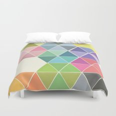 Fragmented Duvet Cover