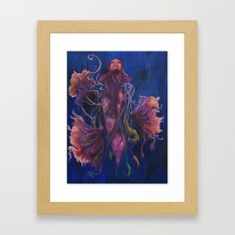Axis Framed Art Print