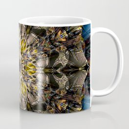 Cairn - Mandala of aristocracy C of Alphabet collection Coffee Mug