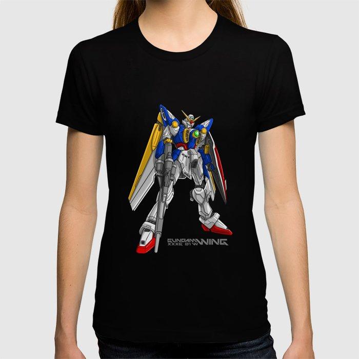 Wing Gundam T-shirt