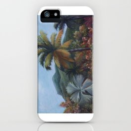 Souvenir from Mauritius iPhone Case