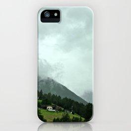 on the way: Innsbruck, Austria iPhone Case