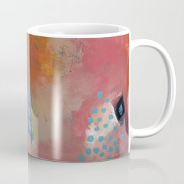 Too Pink For Comfort Coffee Mug