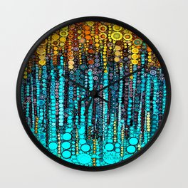 :: Party On :: Wall Clock