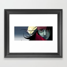 Vincent Framed Art Print