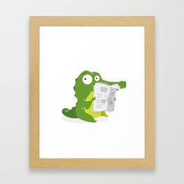 Christopher Framed Art Print