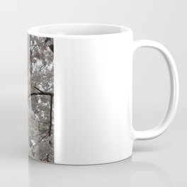 Tidal Basin Blossoms Coffee Mug