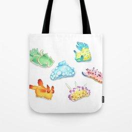 Sea Slugs Tote Bag