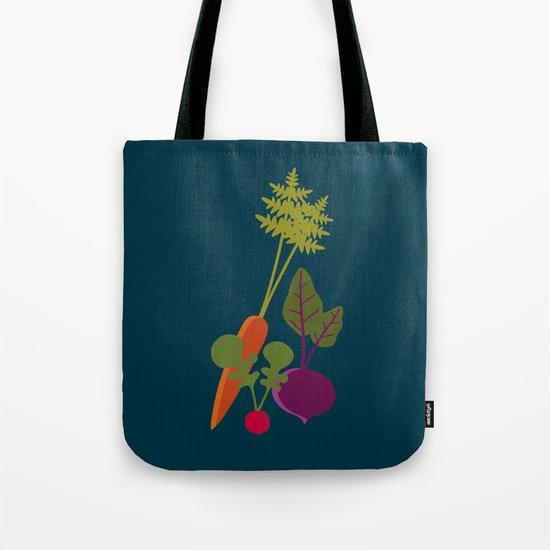 Vegetable Medley Tote Bag
