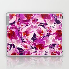 Orchid Chaos Laptop & iPad Skin