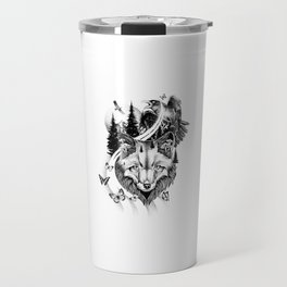 A TALE FROM THE FOREST Travel Mug