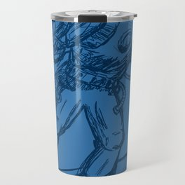 Mr. Freeze Travel Mug