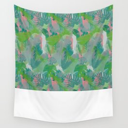 Jungle Hush Wallpaper Wall Tapestry