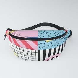 Memphis Party Fanny Pack