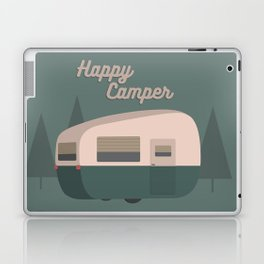 Happy Camper Laptop & iPad Skin