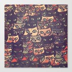 cat-227 Canvas Print