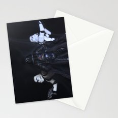 I find your lack of faith disturbing... Stationery Cards