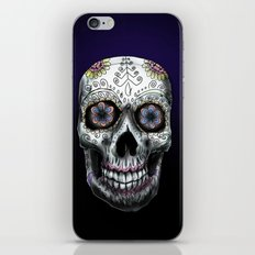 Calavera iPhone & iPod Skin