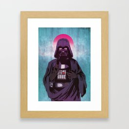 Holy Sith Framed Art Print