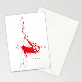 Dexter's evidences #1 Stationery Cards