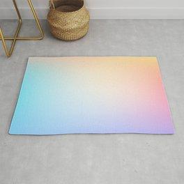 EUPHORIA / Plain Soft Mood Color Tones Rug