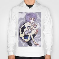 cosmos Hoodies featuring Cosmos by YURIA