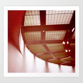 A View From Below Art Print