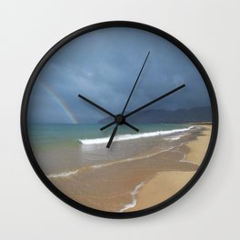 Narin Portnoo Beach Donegal Ireland Wall Clock