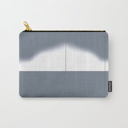 Calculus Gray Carry-All Pouch
