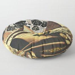 Once a Fertile Land Floor Pillow